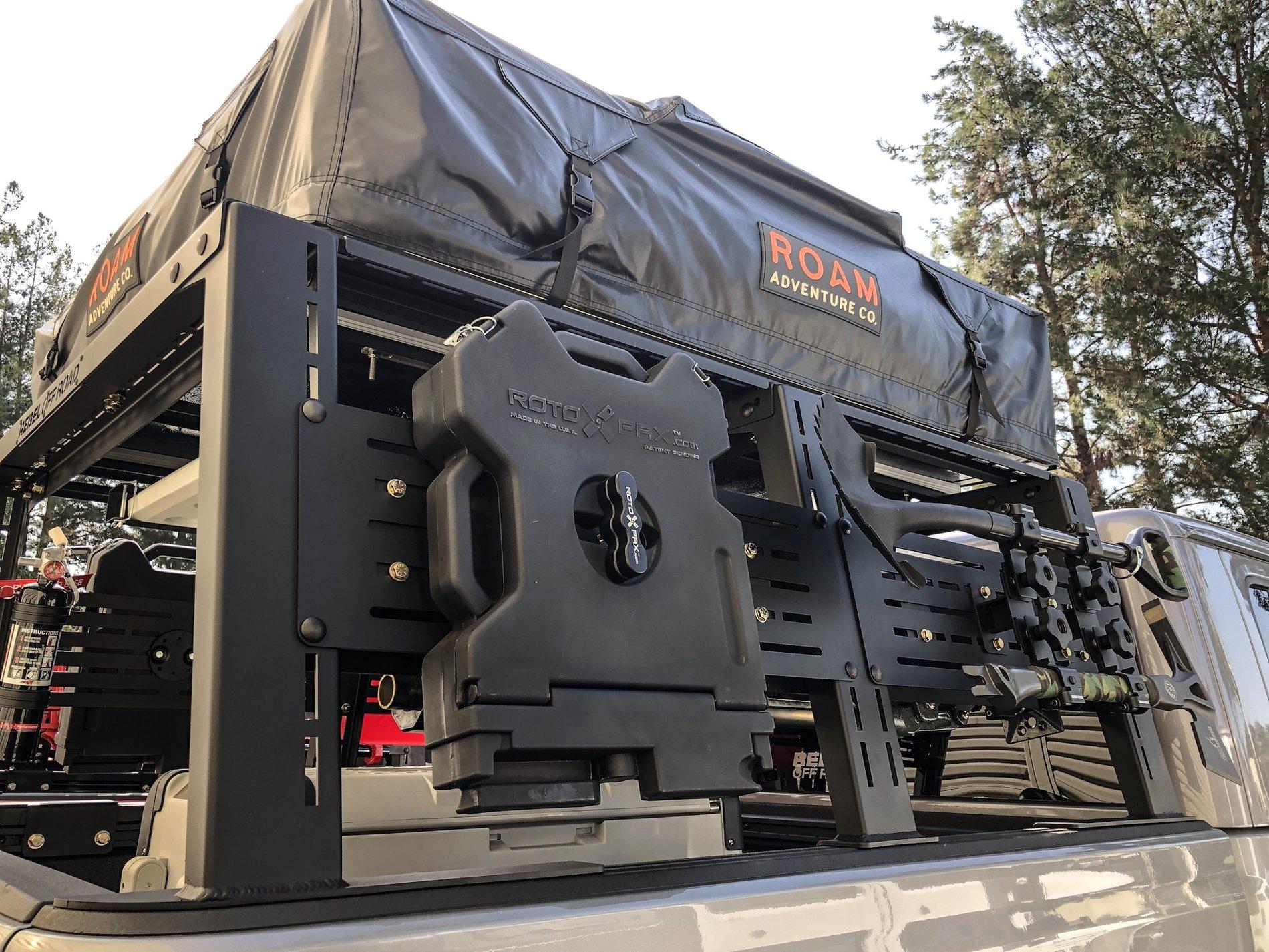 Xplor Full Half Jeep Gladiator Bed Racks Rebel Off Road